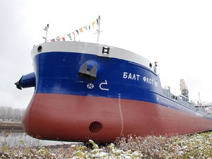 Нижегородский танкер признан одним из лучших судов 2017 года
