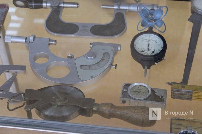 «Все началось со штангенциркуля», - директор нижегородского Технического музея Вячеслав Хуртин - фото 24