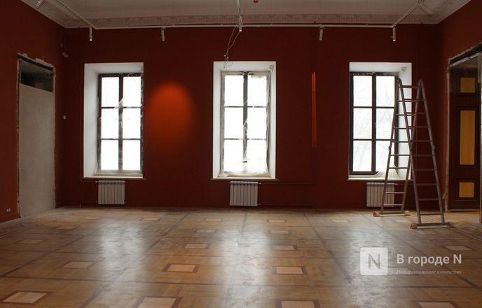 Кафе и читальный зал появятся в Нижегородском государственном художественном музее - фото 1
