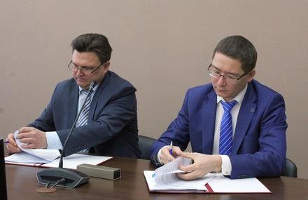 Студенты ННГАСУ будут получать именные стипендии Нижегородского водоканала