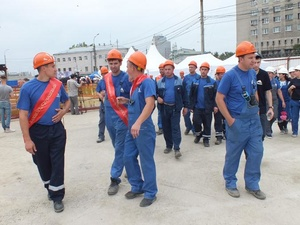 Нижегородским метростроевцам выплатили долги по зарплате