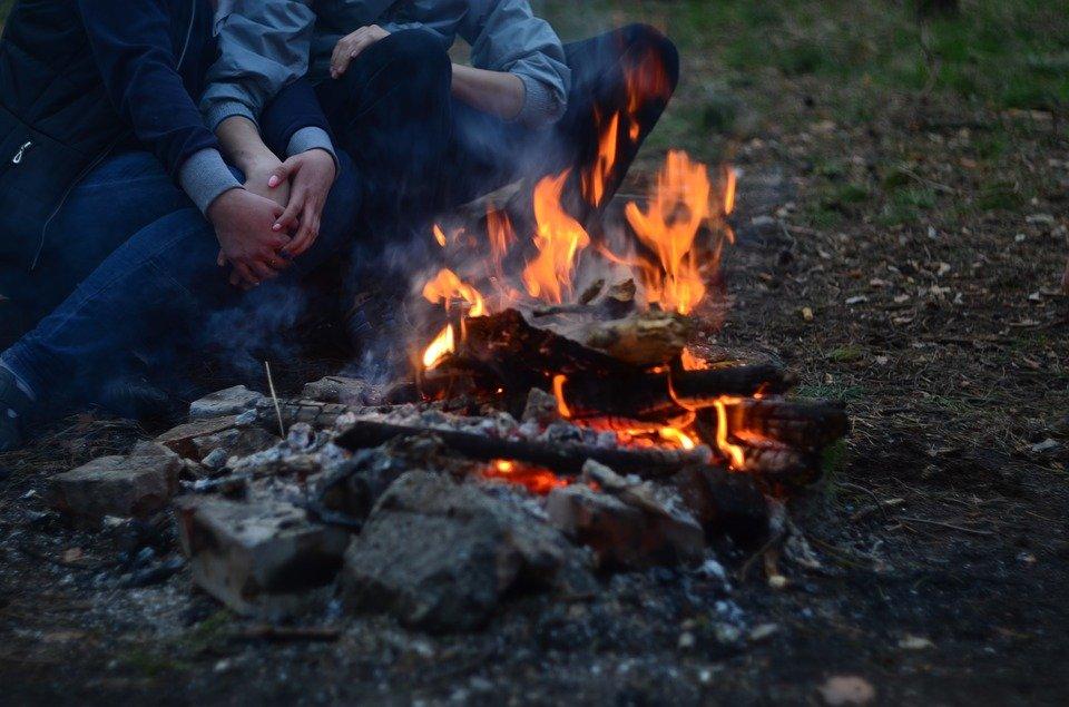 Штраф за костер в лесу