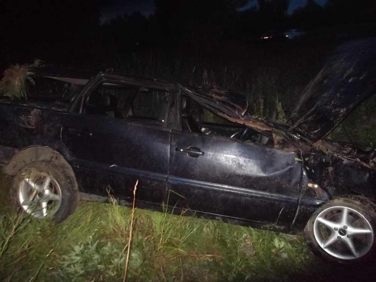 Двое пассажиров погибли в ДТП на трассе Городец — Ковернино - фото 1