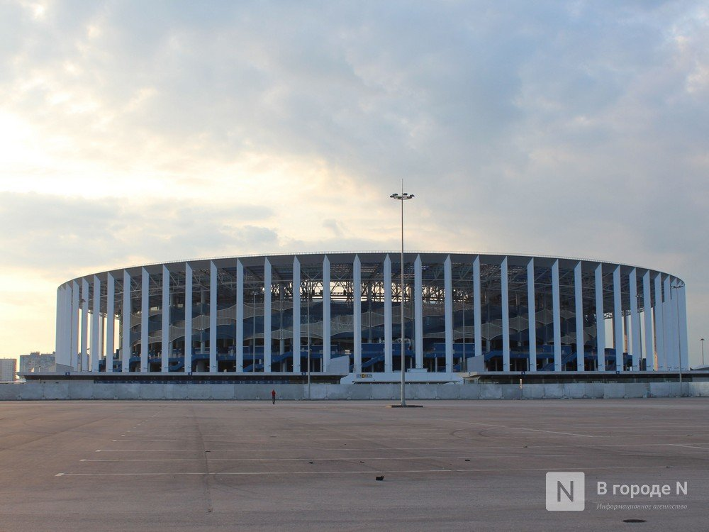 Зарядка с олимпийскими чемпионами пройдет на стадионе «Нижний Новгород» - фото 1
