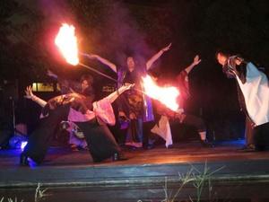 Японское фаер-шоу покажут на Нижегородской ярмарке