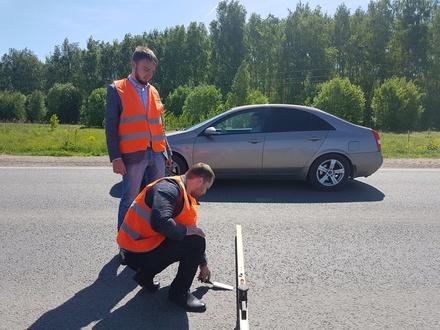 В Павловском районе проверили состояние дороги после «зимовки»