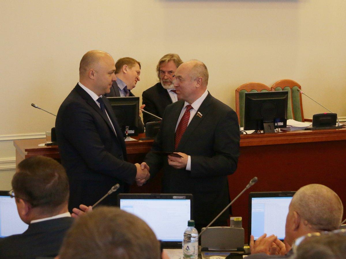 Антон Гребень стал полноправным депутатом нижегородского Заксобрания - фото 1