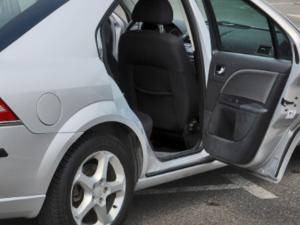 Двухлетний ребенок выпал из машины на улице Юргенса в Богородске