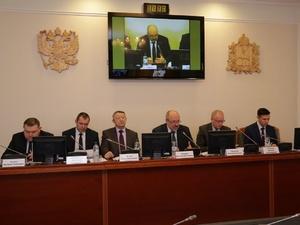 Итоги конкурса «Я — законодатель» подвели в Законодательном Собрании Нижегородской области